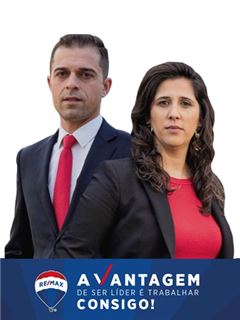 Patrícia Sousa - Equipa Patrícia Sousa e Marco Santos - RE/MAX - Vantagem Ribatejo