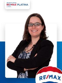 Zaměstnanec kanceláře - Patrícia Fonseca - RE/MAX - Platina