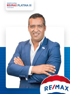 Broker/Owner - Edgar Simões - RE/MAX - Platina III