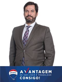 Director(a) de Agência - Hugo Pereira - RE/MAX - Vantagem Avenida