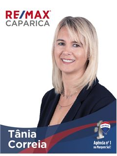 Tânia Correia - RE/MAX - Caparica