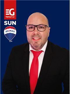 Pedro Sanches - Membro de Equipa Ana Mota e José Cabrita - RE/MAX - Sun