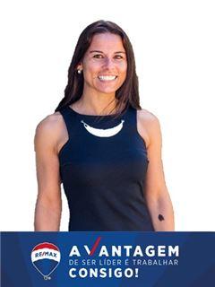 Υπάλληλος γραφείου - Susana Mendes - RE/MAX - Vantagem Central