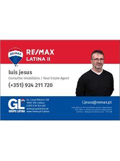 Luís Jesus - RE/MAX - Latina II