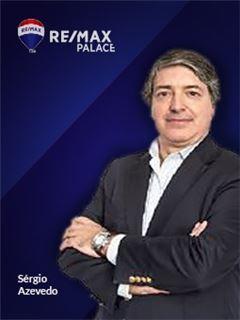 Broker/Owner - Sérgio Azevedo - RE/MAX - Palace