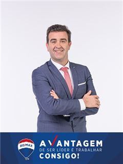 Broker/Owner - Diogo Severino - RE/MAX - Vantagem Central