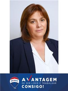Teresa Marques - Membro de Equipa Ana Marques - RE/MAX - Vantagem Central