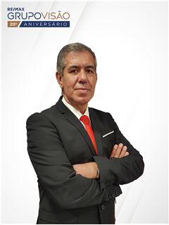 Vitor Duarte - Membro de Equipa Ana Garcia - RE/MAX - Visão