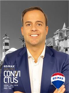 André Leal - Equipa Gaidão - RE/MAX - Convictus II