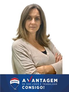 Filipa Ferreira - Técnica de Marketing - RE/MAX - Vantagem Central