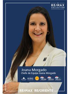 Joana Morgado - Chefe de Equipa Joana Morgado - RE/MAX - ReOriente