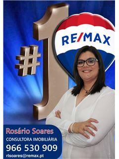Rosário Soares - Membro de Equipa Paulo Marques - RE/MAX - Magistral 4