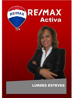 Lurdes Esteves - RE/MAX - Activa