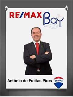 Broker/Owner - António de Freitas Pires - RE/MAX - Bay