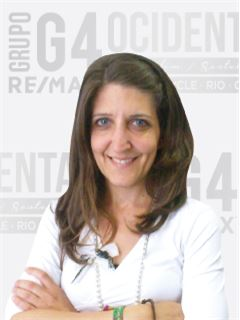 Associate in Training - Cristina Jesus - RE/MAX - G4 Ocidental