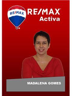 Madalena Gomes - RE/MAX - Activa