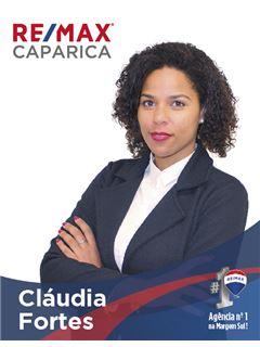 Cláudia Fortes - RE/MAX - Caparica