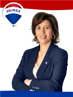 Broker/Owner - Margarida Lopes - RE/MAX - Rainha