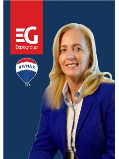 Áurea Rocha - RE/MAX - Expo