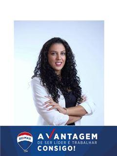 Mónica Monteiro - Membro de Equipa Ana Marques - RE/MAX - Vantagem Central