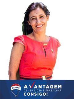 Uredsko osoblje - Luisa Ricardo - RE/MAX - Vantagem Agraço