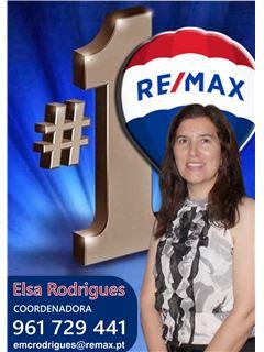 Kontormedarbejder - Elsa Rodrigues - Coordenadora de Agência - RE/MAX - Magistral