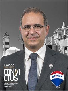Broker/Owner - Rui Miguel Mendonça - RE/MAX - Convictus II