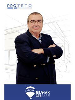 Manuel Vinagre - RE/MAX - Projeto