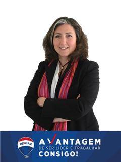 Gabriela Almeida - Chefe de Equipa Gabriela Almeida - RE/MAX - Vantagem Ribatejo
