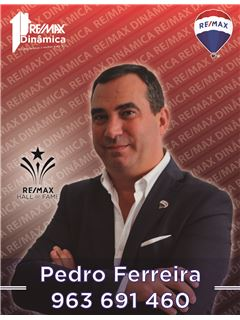 Pedro Ferreira - Equipa José Pedro Noronha e Pedro Ferreira - RE/MAX - Dinâmica