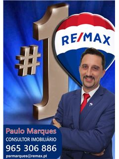 Paulo Marques - Chefe de Equipa Paulo Marques - RE/MAX - Magistral 4