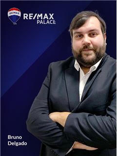 Bruno Delgado - RE/MAX - Palace