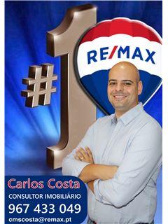 Carlos Costa - Equipa Pedro Gonçalves - RE/MAX - Magistral 3