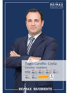 Tiago Curvêlo Costa - RE/MAX - ReOriente