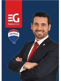 Gestor Equipa Comercial - Filipe Pombo - RE/MAX - Expo II