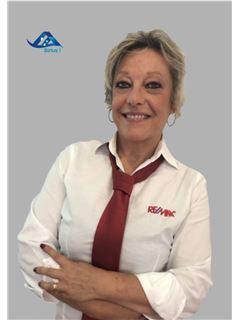 Office Staff - Otília Gamboa - RE/MAX - Sirius