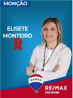 Elisete Monteiro - Chefe de Equipa - RE/MAX - Fox River