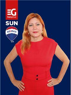 Dina Mirabaud - Membro de Equipa Nuno Barão - RE/MAX - Sun