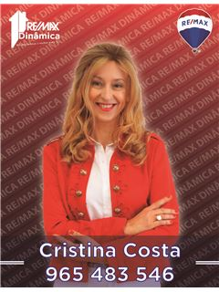 Cristina Costa - RE/MAX - Dinâmica
