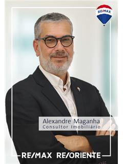 Alexandre Maganha - RE/MAX - ReOriente