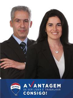 Sandra Olímpio - Equipa Sandra e Rui Olímpio - RE/MAX - Vantagem Avenida