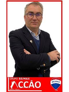 Broker/Owner - Jorge Ribeiro - RE/MAX - Acção