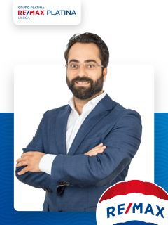 Broker/Owner - Hugo Tomé - RE/MAX - Platina