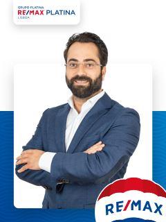 Majitel kanceláře - Hugo Tomé - RE/MAX - Platina