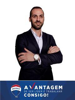 Sérgio Afonso - Membro de Equipa Nuno Monteiro - RE/MAX - Vantagem Central