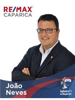 João Neves - Chefe de Equipa João Neves - RE/MAX - Caparica