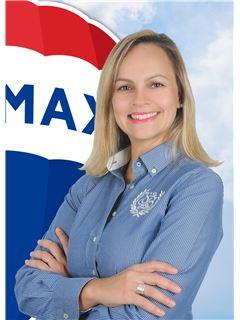 Cátia Andrade - Membro de Equipa Team Dinis e Cátia - RE/MAX - Elite II