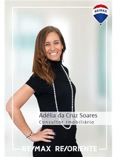 Adélia da Cruz Soares - Membro de Equipa Soares - RE/MAX - ReOriente