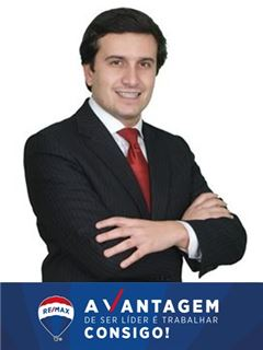 Broker/Owner - Gonçalo Sá Neves - RE/MAX - Vantagem Central