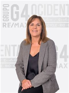 Paula Mendes - Membro de Equipa Homes4you - RE/MAX - G4 Ocidental
